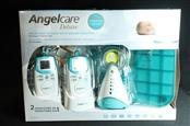 Angelcare AC401-2P Deluxe Movement and Sound Monitor